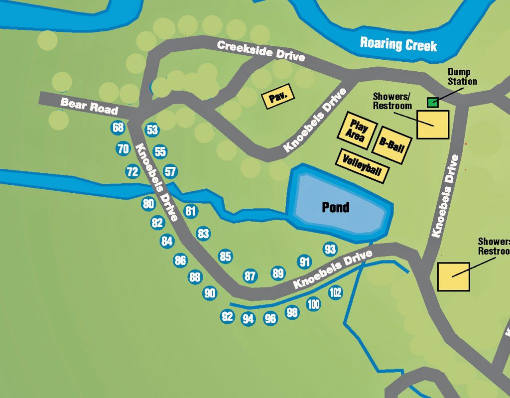 Group Rallies - 19Oct - CanvasCampers on santa's village camping map, idlewild map, from valley forge road duncansville on map, silverwood theme park camping map, darien lake camping map, amusement map,