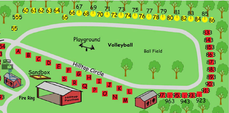 Triplebrook-Map