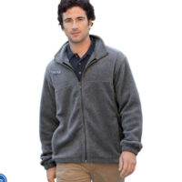 Cambridge Unisex Full Zip Fleece Jacket - (price is for red, all other colors are + $5)